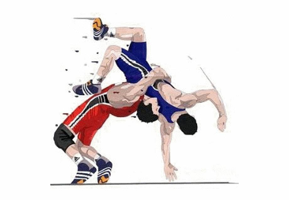 Спортшкола олимпийского резерва по спортивной борьбе